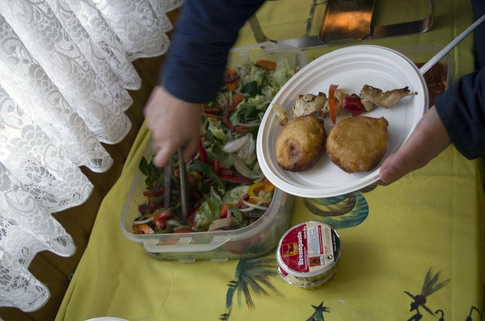 Togoisches Essen.