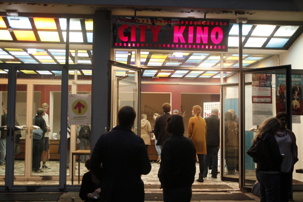 Besucher des CITY KINO WEDDING