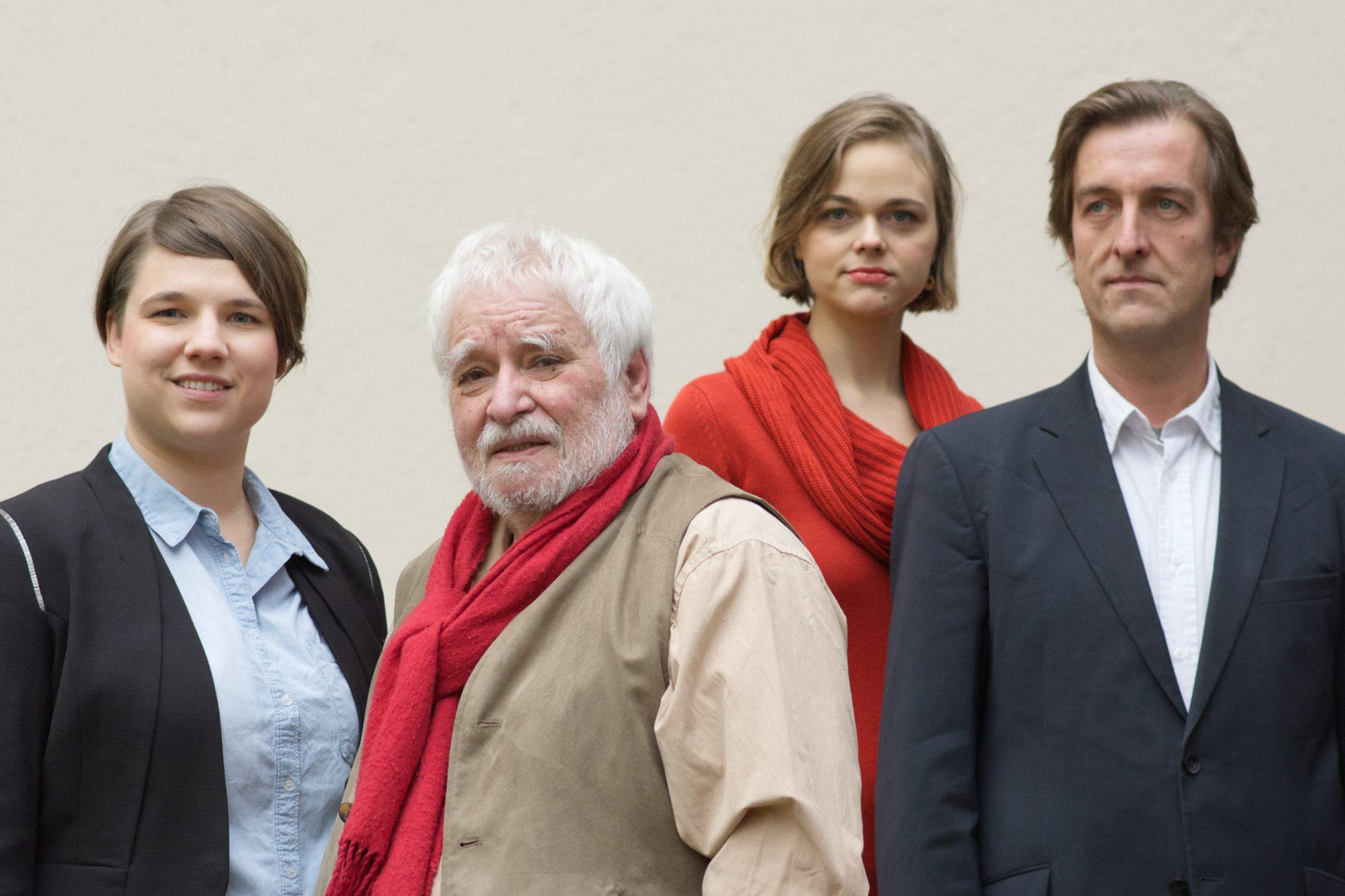 Das Ensemble (C) Arne Fleischmann
