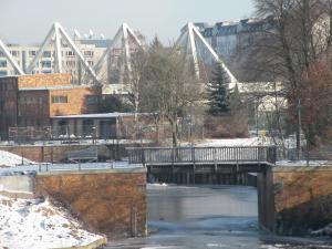 Pankemündung Erika Heß Eisstadion