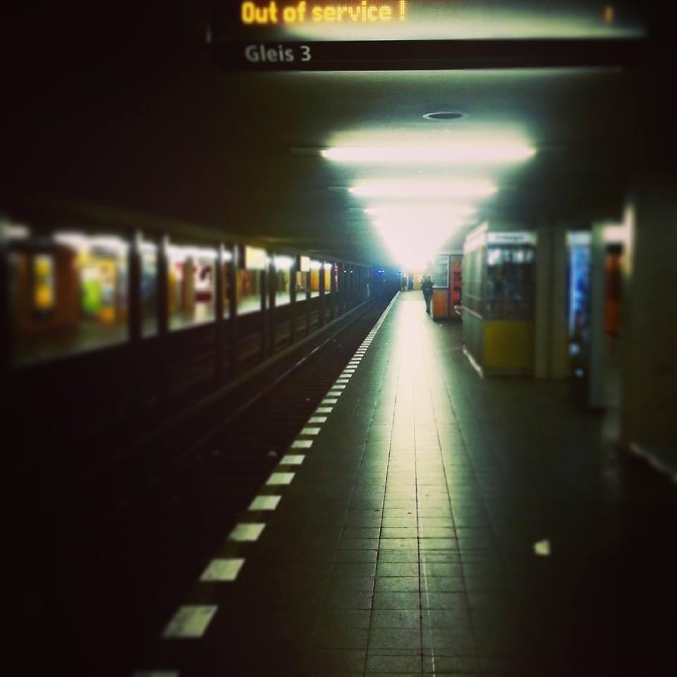 U-Bahnhof Seestraße