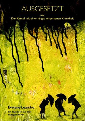 Das Cover von Evelyne Leandros Buch.