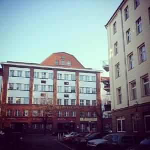Maxstraße Antonstraße
