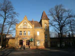 S-Bahnhof Wollankstraße, früher Pankow Nordbahn