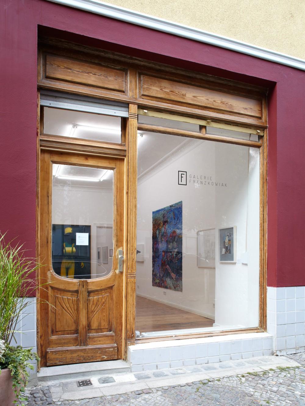 GalerieFranzkowiak_Aussenansicht