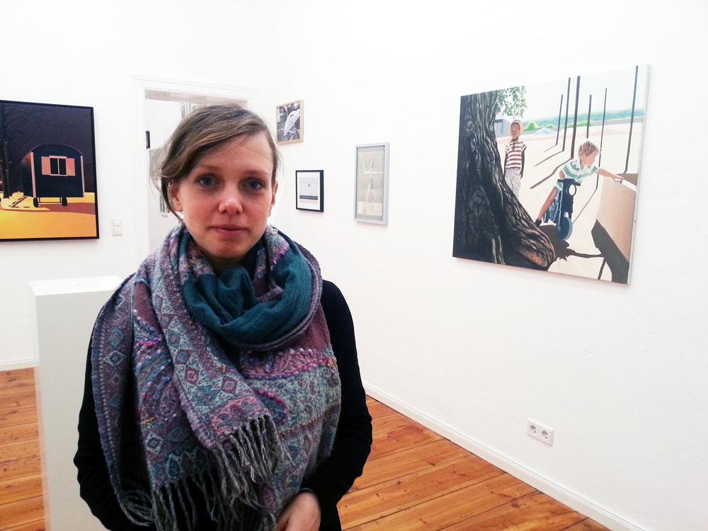 Josephine Brückner Galerie Franzkowiak