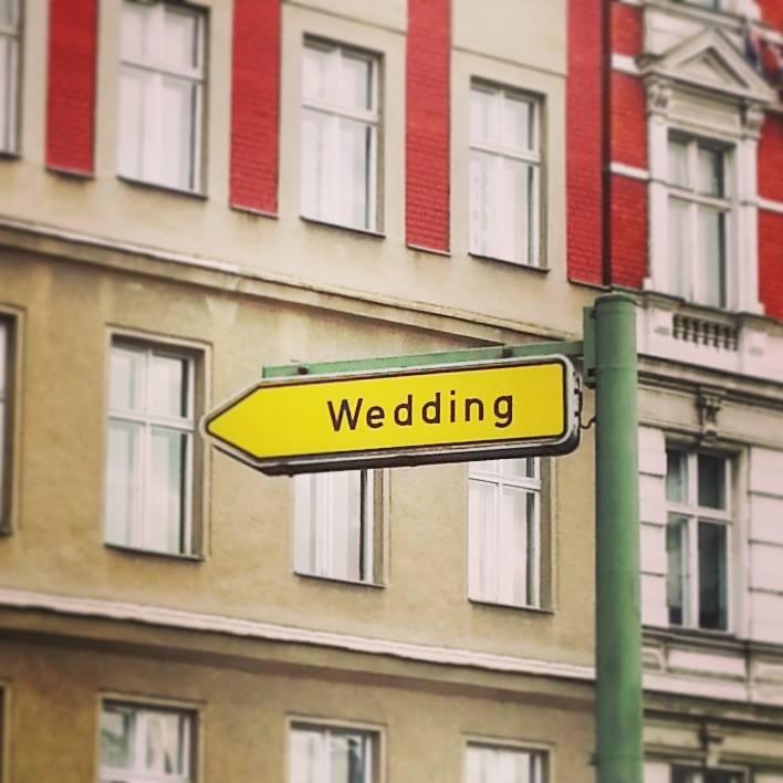 Wegweiser Wedding