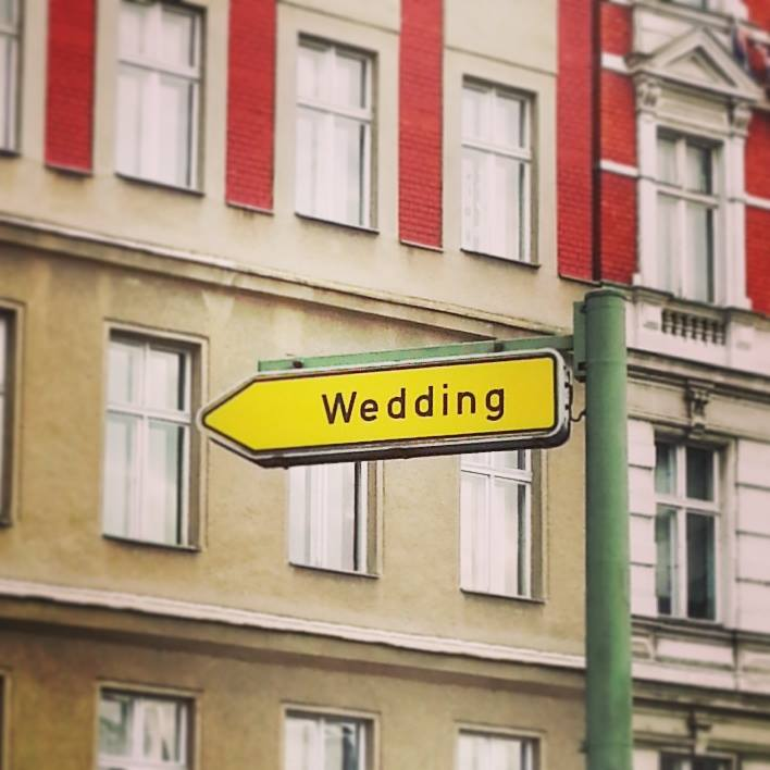 Wegweiser Wedding