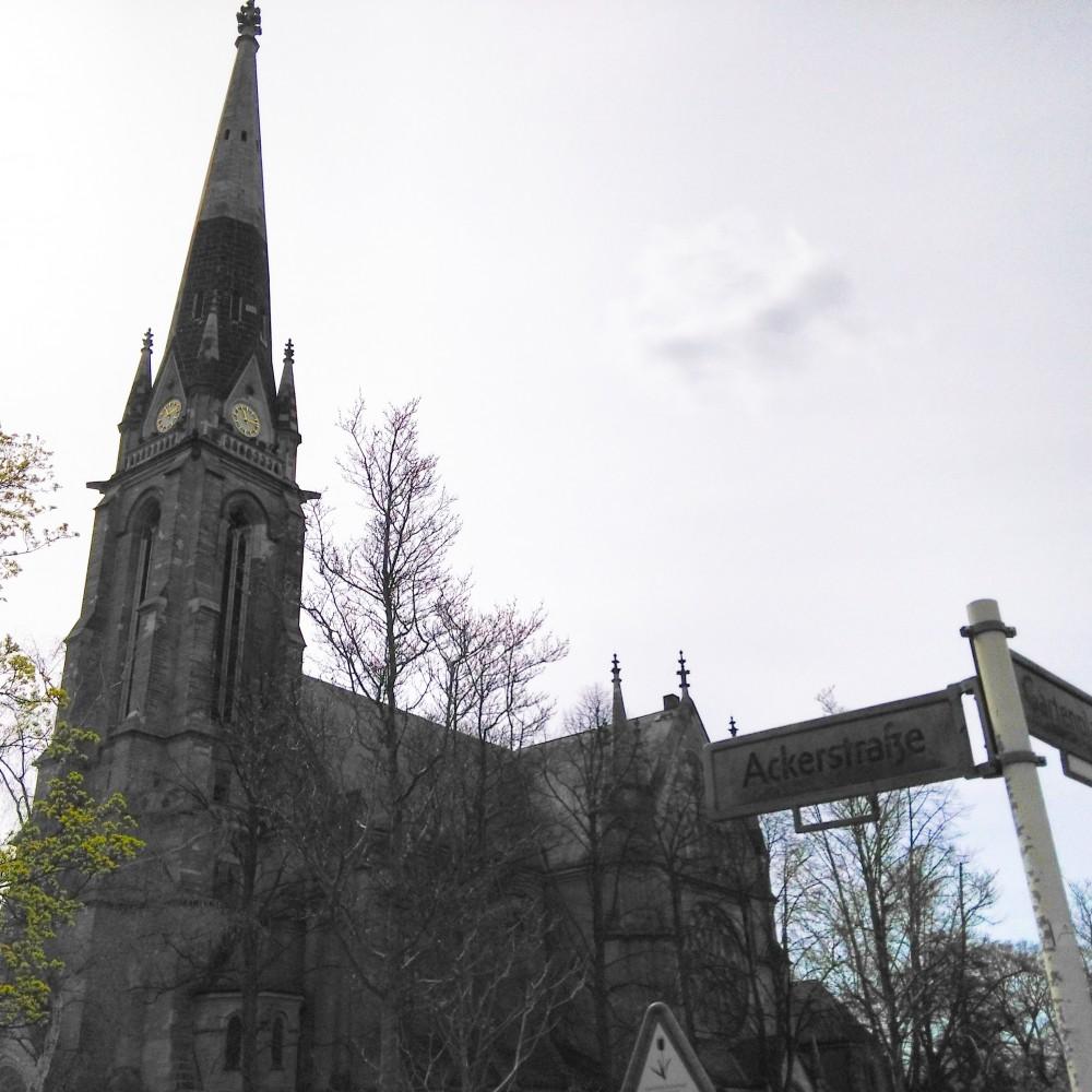 Kirche St Sebastian Gartenplatz