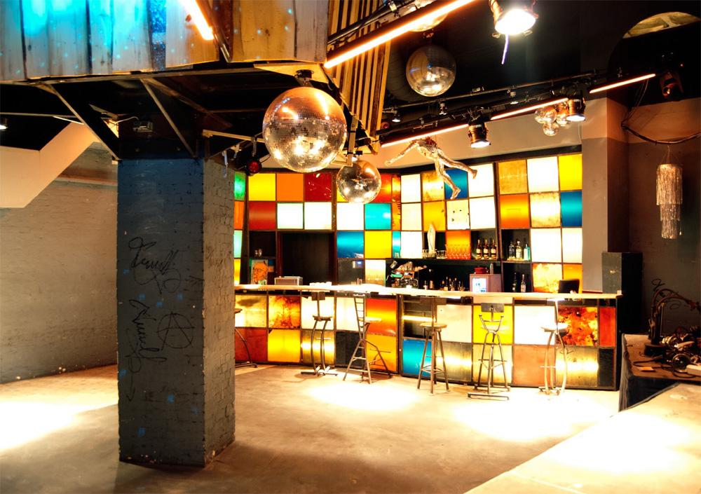 Humboldthain Club Bar