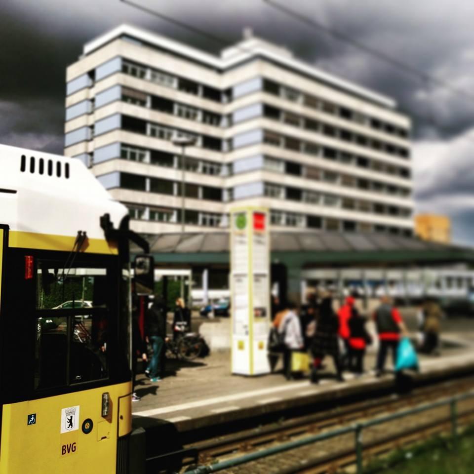 Straßenbahn Osloer Str