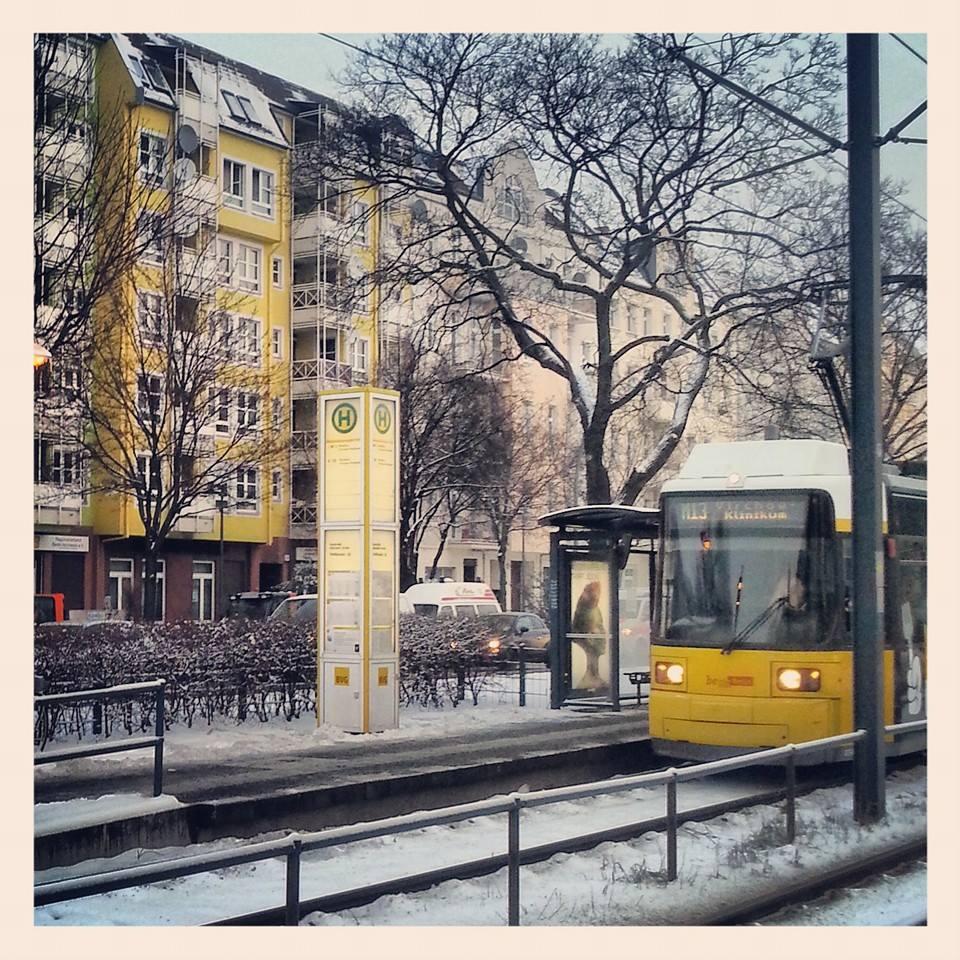 Straßenbahn Tram Wedding