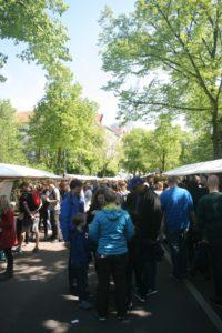 Weddingmarkt am Nordufer