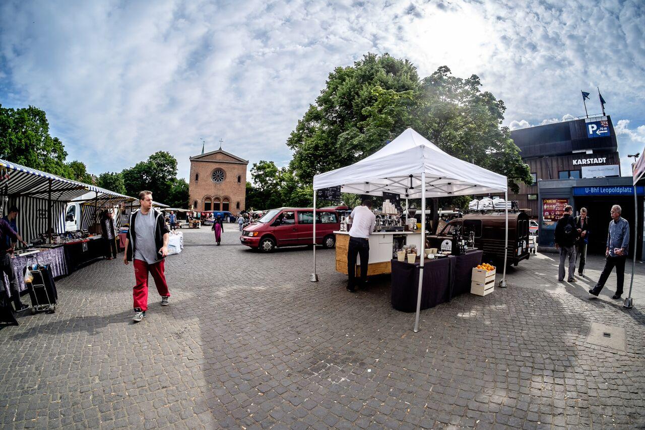 Leo Café Markt (C) Andi Weiland