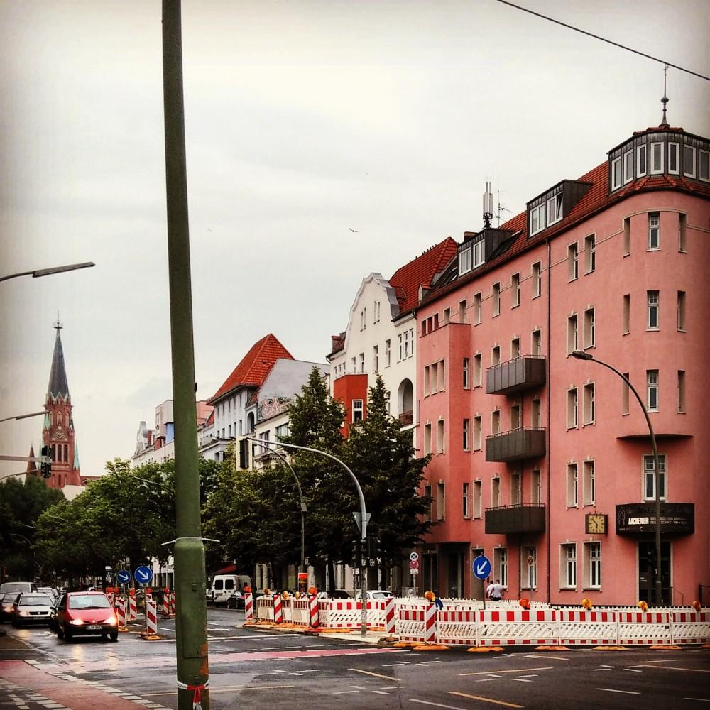 Osloer Str Prinzenallee
