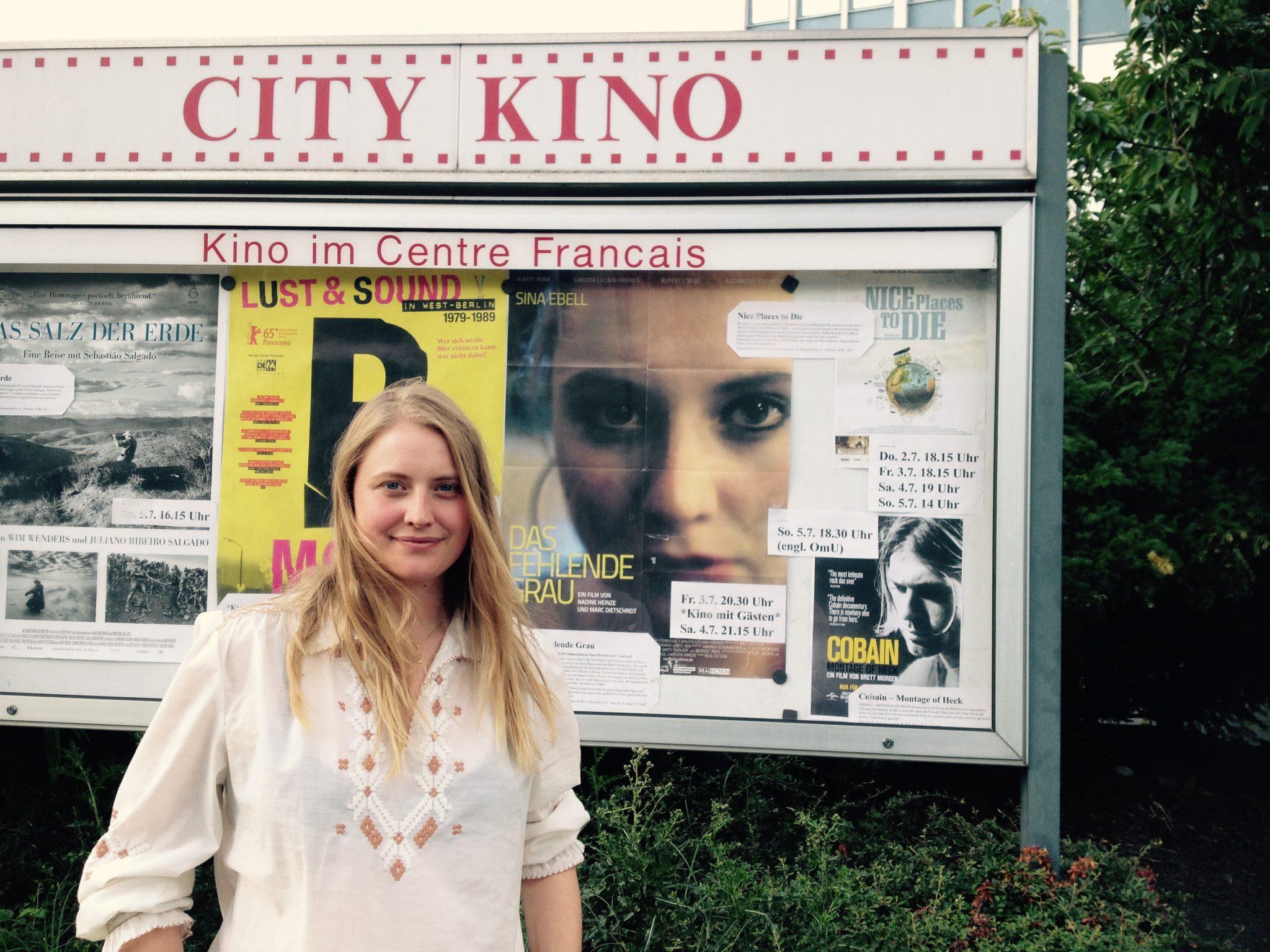 Das fehlende Grau im City Kino