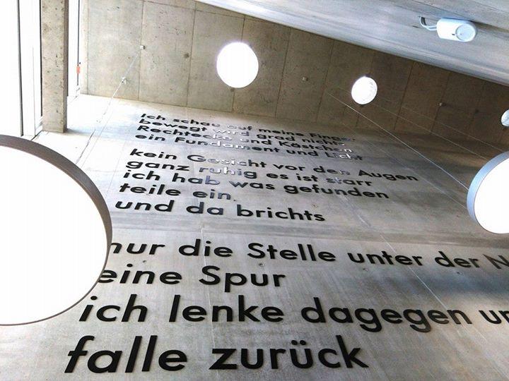 Treppenhaus Schiller Bibliothek