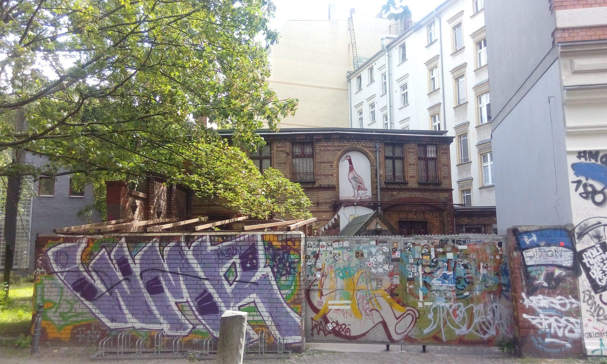 Wilma - eine Kellerbar und Galerie an einem historischen Ort