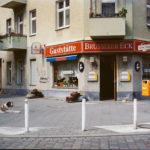 Gaststätte, Eckkneipe, Kneipe, Brüsseler Eck