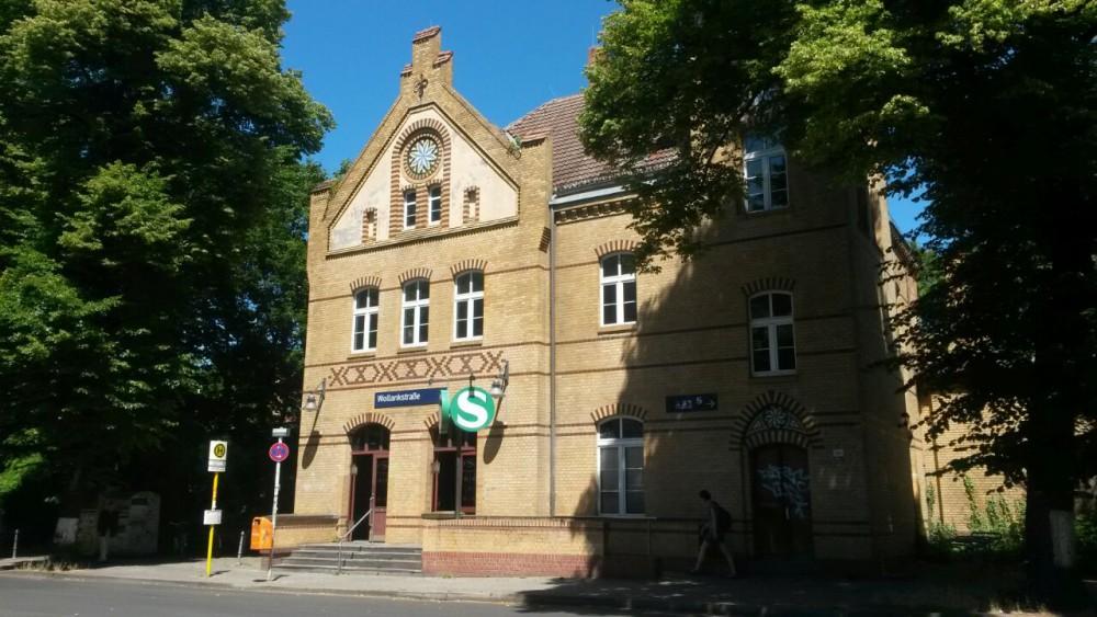 S Bahnhof Wollankstr