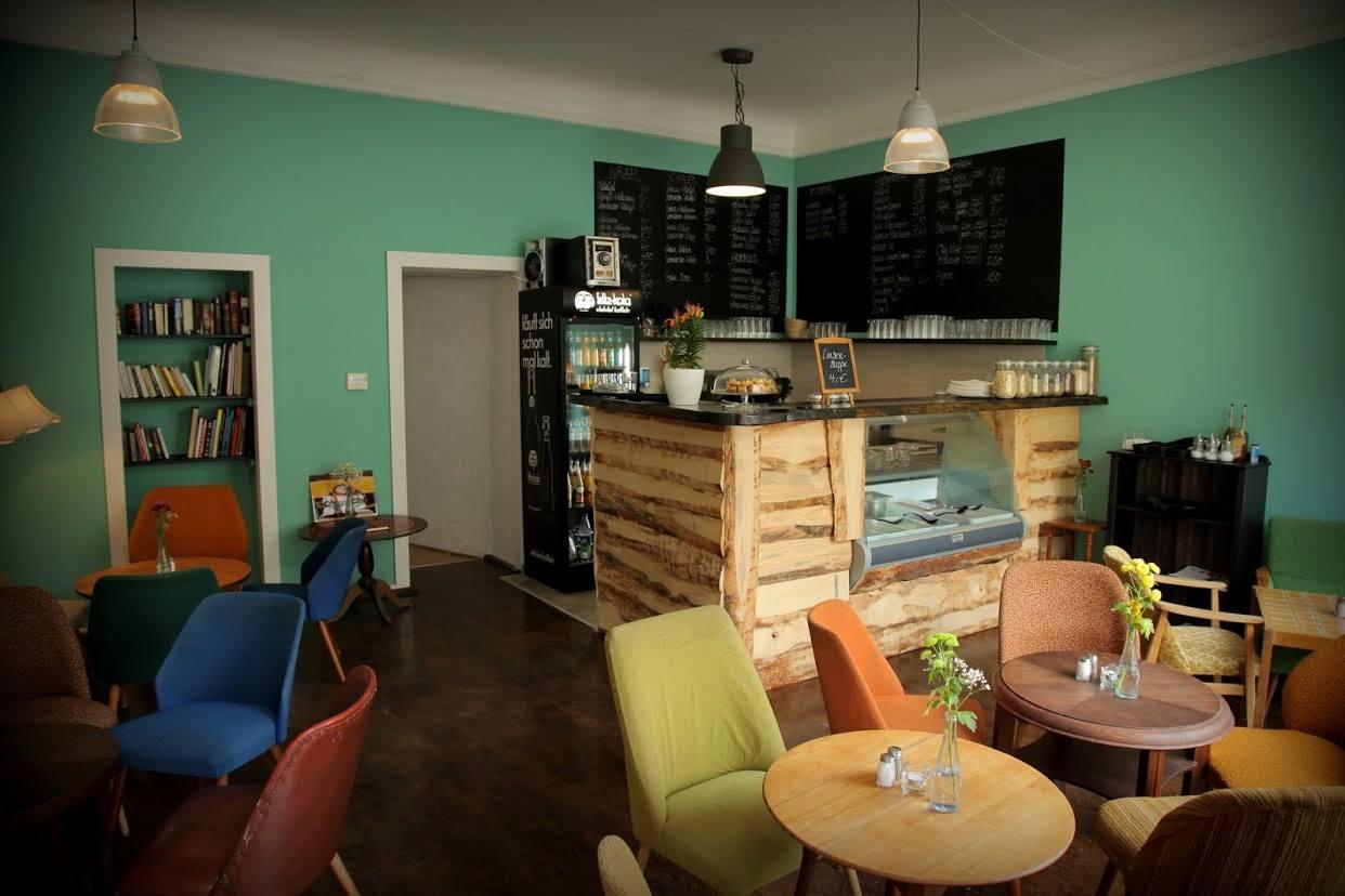 Flop Café innen