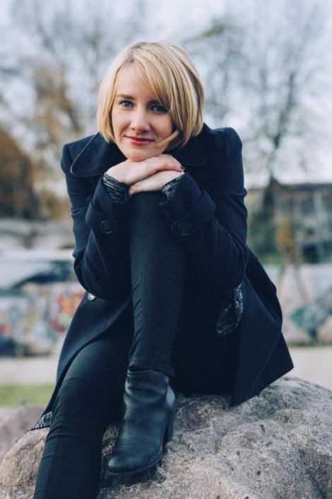 Schauspielerin Cynthia Buchheim