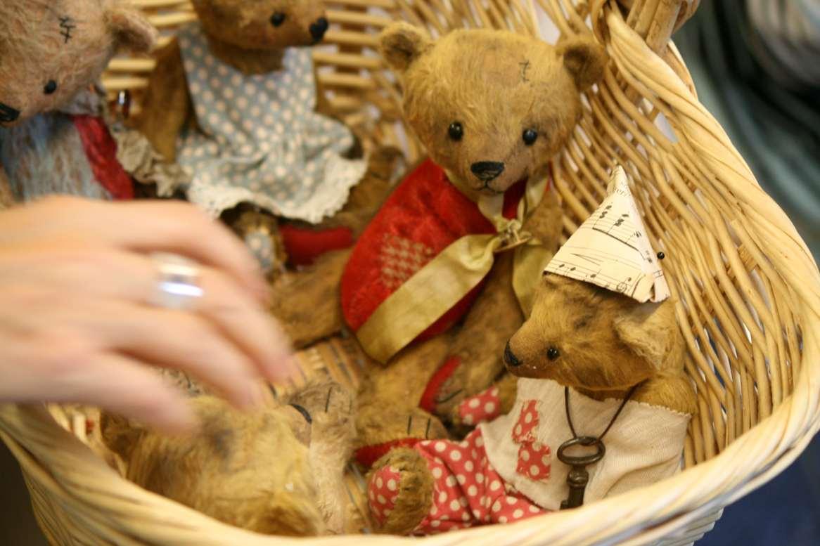 Teddys von BellaBimBär - Foto: Andrei Schnell