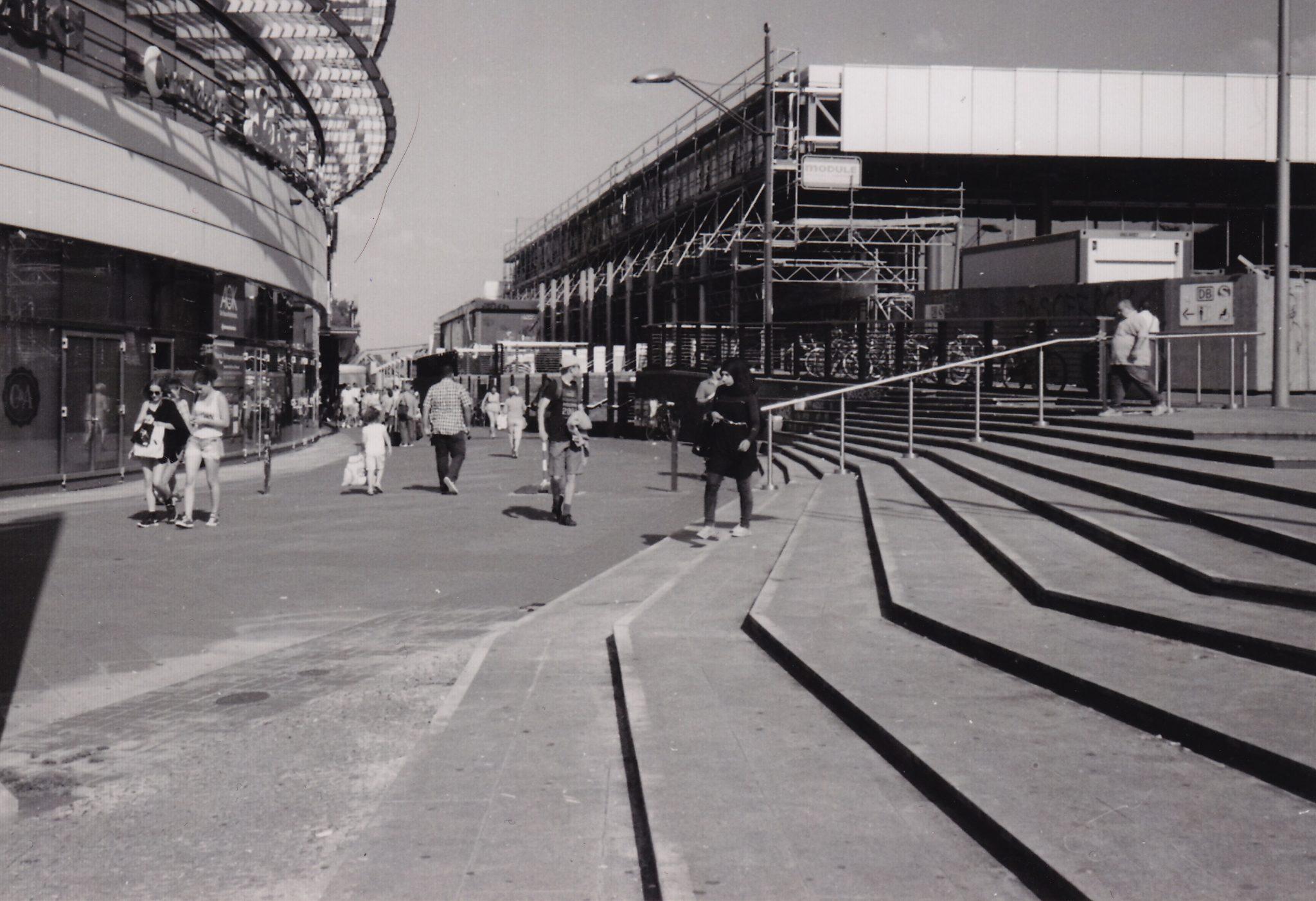 Gesundbrunnencenter Bahnhof