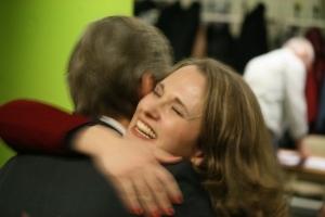 Maja Lasic setzt sich durch und tritt im Wahlkreis 7 an - Foto Andrei Schnell
