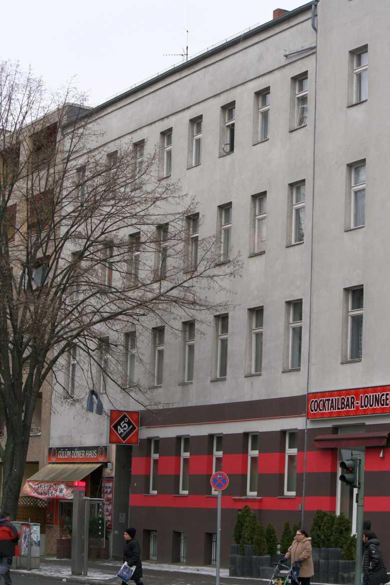 Für einen Tag schaut die ganze Stadt auf die Soldiner Straße 26 - Foto: Andrei Schnell