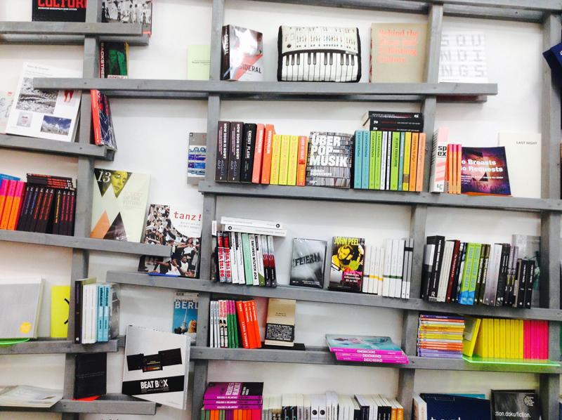 Echo Bücher in der Grüntaler Straße. Foto: Stöckel