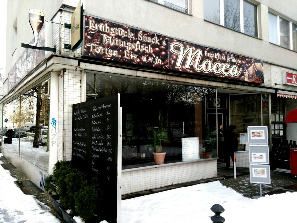 Cafe Mocca Gerichtstr