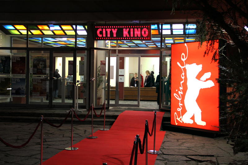 Die Berlinale war im City Kino Wedding zu Gast. Foto: Hensel