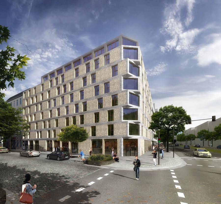 Neubau Ecke Utrechter Stra E Weddingweiser