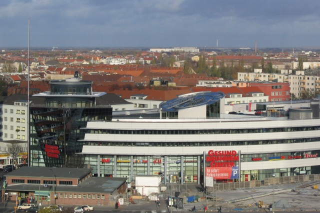 GesundbrunnenCenter - Foto: Richardfabi, Wikipedia, CC BY-SA 3.0.