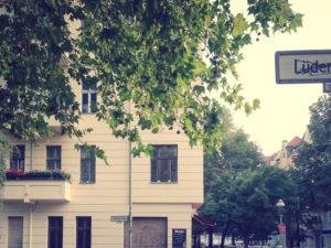Lüderitzstraße Ecke Kameruner Straße, Fredericks