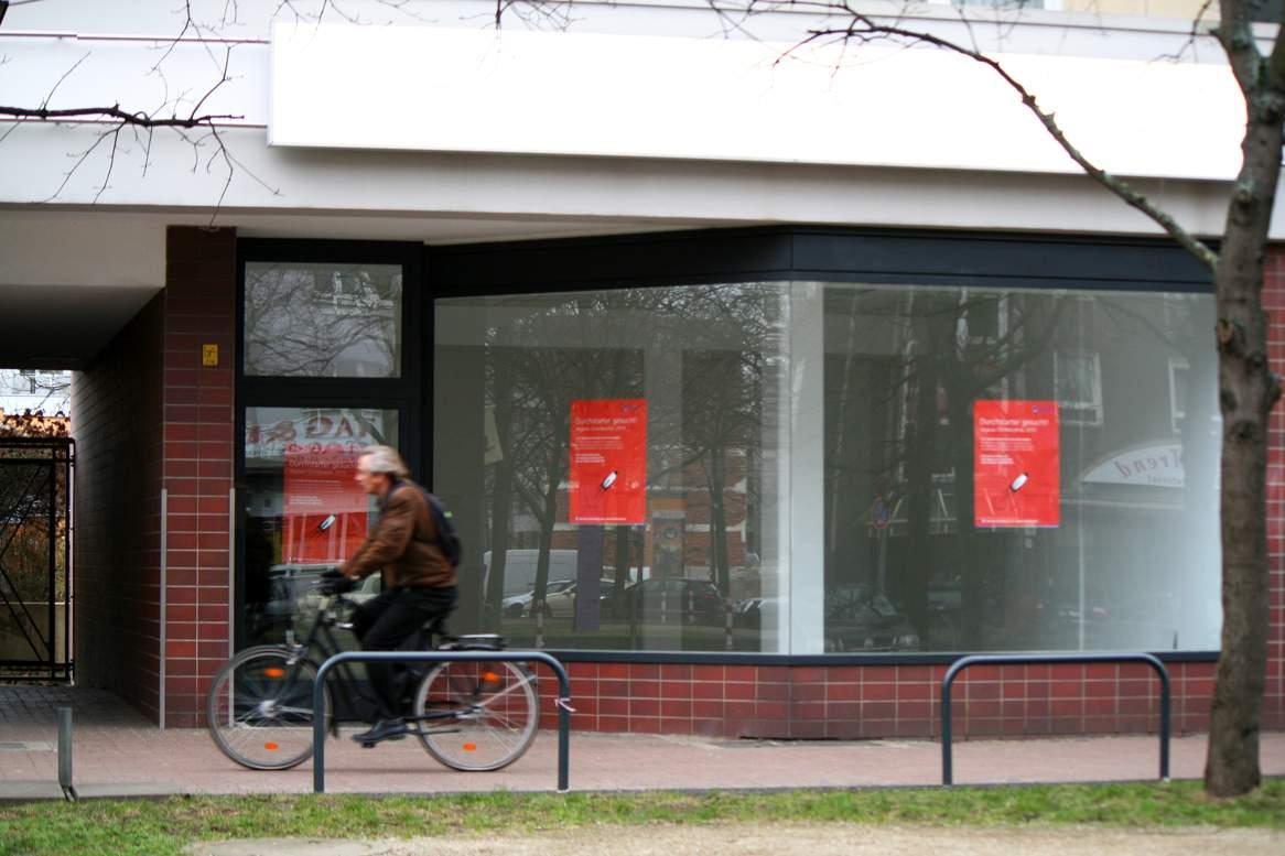Demnächst in der Brunnenstraße 55: selosoda. Foto: Andrei Schnell