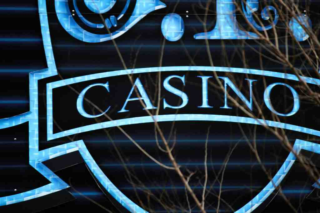 Nicht dieses Casino, aber ein Casino lief zwei Jahre ohne Genehmigung. Foto: Andrei Schnell