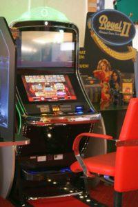 Automat in einem Casino. Foto: Andrei Schnell