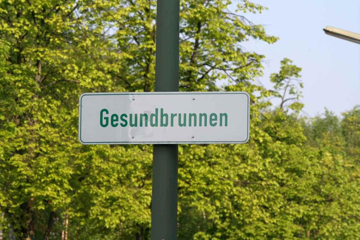 Ortsteil Gesundbrunnen. Foto: Andrei Schnell.