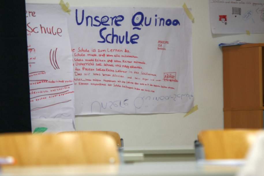 Nur wenige Schulen in Deutschland bieten die Fächer Zukunft und Interkulturelle Kompetenz. Foto: Andrei Schnell.