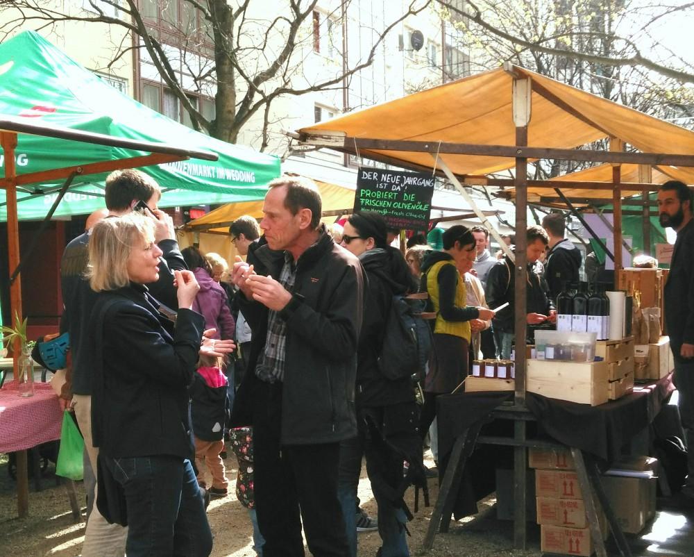 Street Food Brunnenmarkt Brunnenstraße