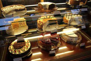 Torte hilft gegen graue Tage. Foto: Hensel