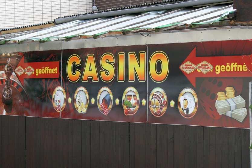 polizei durchsucht bei gro223einsatz casinos im wedding