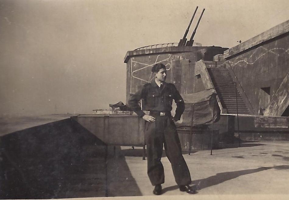Flakturm Gesundbrunnen 1943