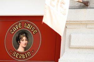 Café Luise an der Panke mit Eis. Foto Andrei Schnell.