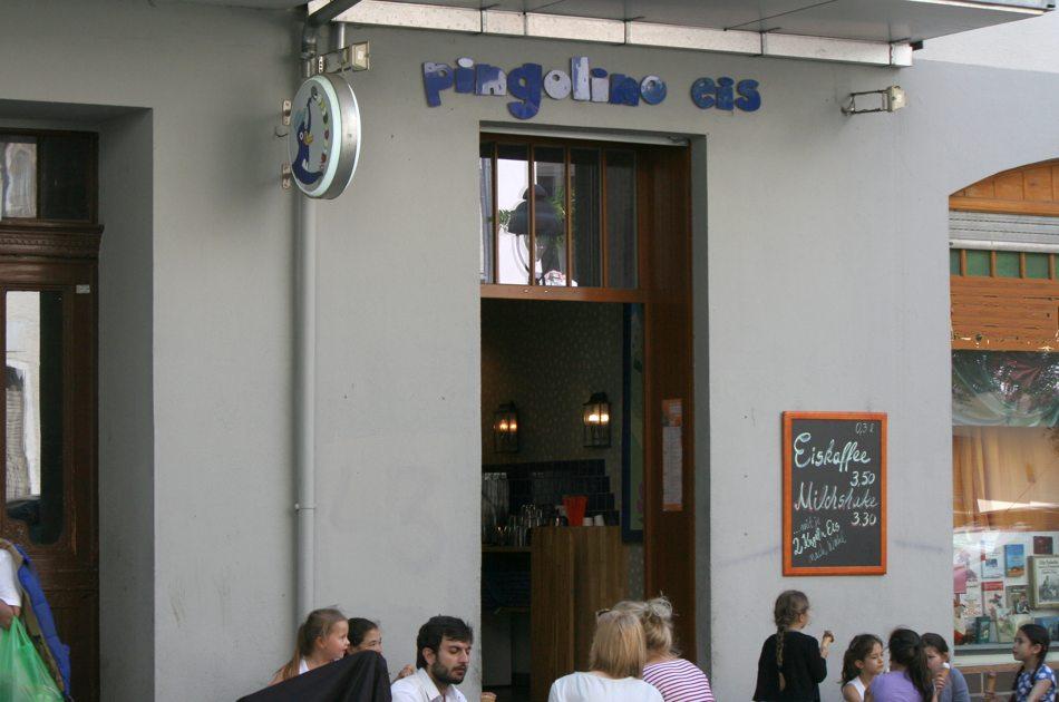 Pingolino in der Malplaquetstraße. Foto Andrei Schnell.