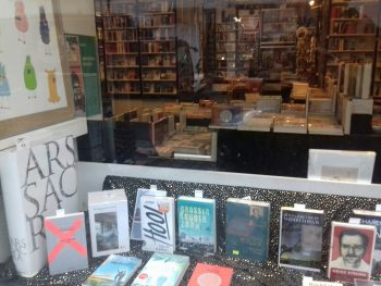 Buchhandlung Belle et triste Amsterdamer Straße