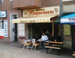 Baguetterie