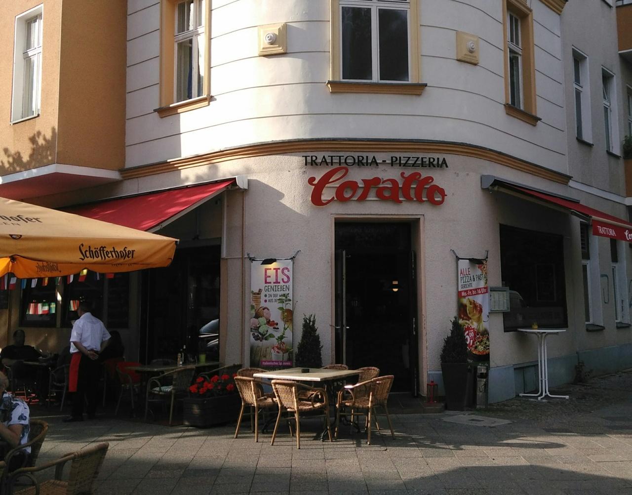 Corallo italienisches Restaurant